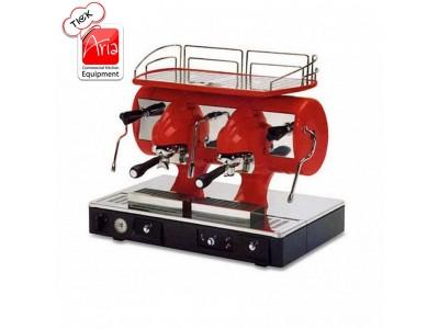 دستگاه اسپرسوساز دو گروپ نيمه اتوماتيک آستوریا